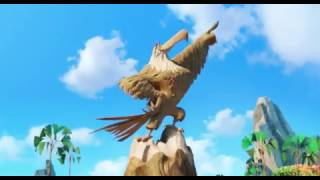 The Angry Birds Movie - Mighty Eagle (Additional Scene)