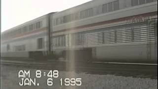 Amtrak Southwest Chief back in 1995