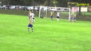Podbrezová U-19 vs. FC VSS Košice ... I.LSD ... 22.08.2015