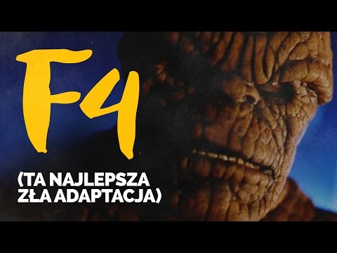 Najlepsza zła adaptacja Fantastic Four
