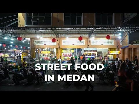 Kek gini lah Street Food Medan yang SEBENARNYA