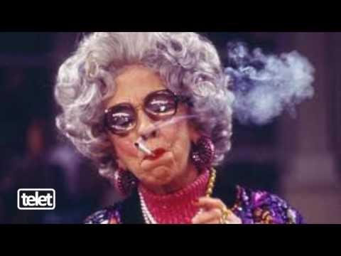 """Muere Ann Morgan Guilbert la famosa abuela Yetta de la famosa serie """"La Niñera""""  TELET."""