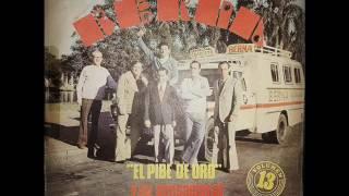 """Berna """"El Pibe de Oro"""" Vol. XIII (Disco Completo) - SENSACIONAL CUARTETO BERNA 1974"""