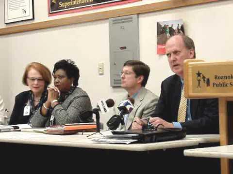 Roanoke City School Board Attendance Zone Decision