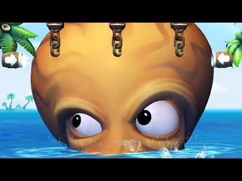 Donkey Kong Country Tropical Freeze - Walkthrough Part 8