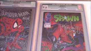 cgc graded books and story