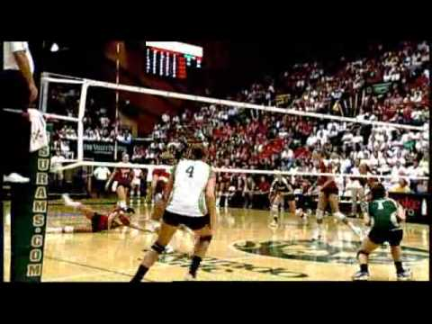 Ram Volleyball vs. Nebraska 9/2/11 Highlights - Colorado ...
