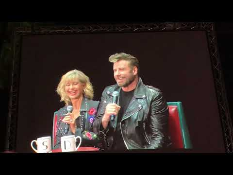 """Grease"" Singalong With John Travolta & Olivia Newton-John Q&A 12/13/19"