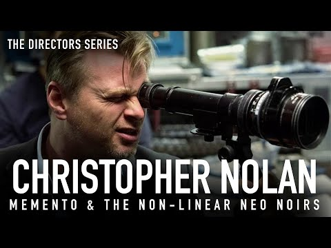 Christopher Nolan: Memento & the Non-Linear Neo Noirs (The Directors Series) - Indie Film Hustle