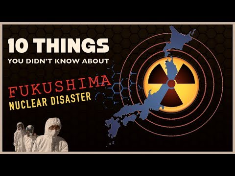 10 Things You Didn't Know About THE FUKUSHIMA NUCLEAR DISASTER (Radioactive Japan) 福島第一原子力発電所事故