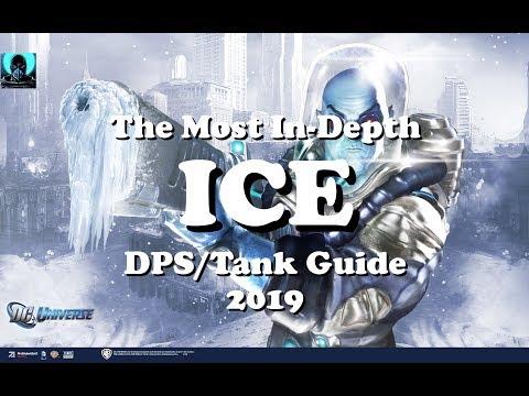 DCUO: In-Depth Ice DPS/Tank Guide 2019
