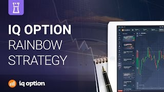 Rainbow trading strategy. IQ Option