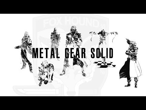 The Best Is Yet To Come - Metal Gear Solid (Piano Solo)