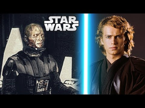 Why Darth Vader and Anakin sound so DIFFERENT  Star Wars Explained