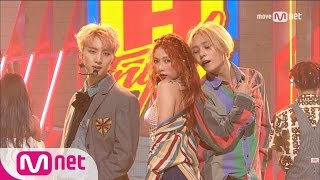 [Triple H - 365 FRESH] Debut Stage | M COUNTDOWN 170511 EP.523