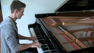 Ludovico Einaudi: Fly (Intouchables Piano Cover)