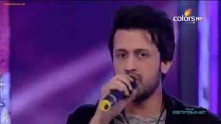 "Atif Aslam - Track ""Kuch Is Tarah"" at Sur Kshetra TV Show"