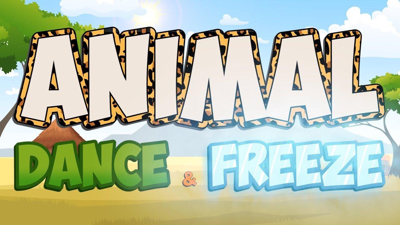 Download Animal Dance and Freeze | Fun Movement Brain Break | Jack Hartmann