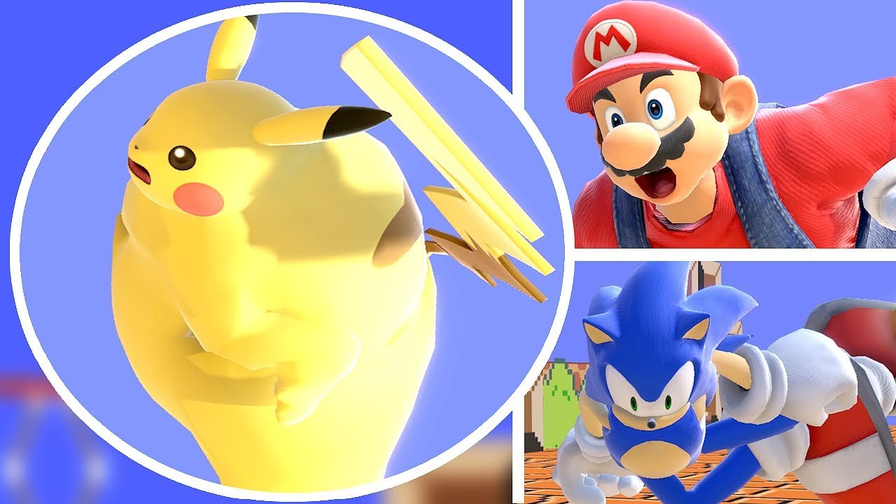 Check Out What Happens To Every Super Smash Bros  Ultimate Character