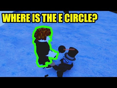 WHERE DID the E CIRCLE GO? [HANDCUFFS BROKEN] | Roblox Jailbreak