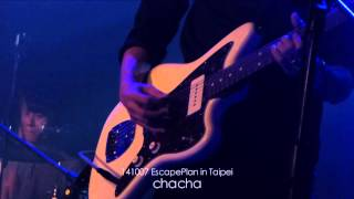 [fancam] 141007 逃跑計劃 Escape Plan in Legacy Taipei Live - 說到台灣 & Merry X'mas[by chacha]