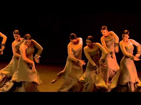 Gala Académica del Conservatorio Profesional de Danza de Valencia, cursos 4 y 5