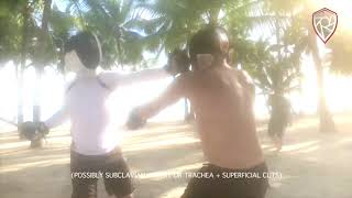 What SLOW MOTION can teach us about Filipino Martial Arts SPARRING!