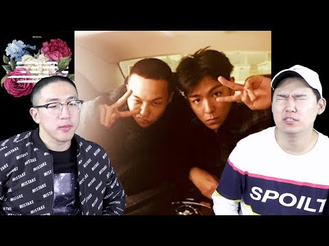 BIGBANG  꽃 길 FLOWER ROAD Reaction Korean VIP Explains