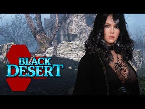 Black Desert - Valkyrie Gameplay - Nodewar 12. April |