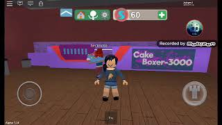 ROBLOX: What a smell of cake! (Bakers Vallvet)