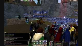 DAOC Gameplay Level 50 Relic Raid in Albion