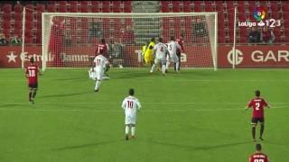 Resumen de RCD Mallorca vs Sevilla Atlético (2-2)