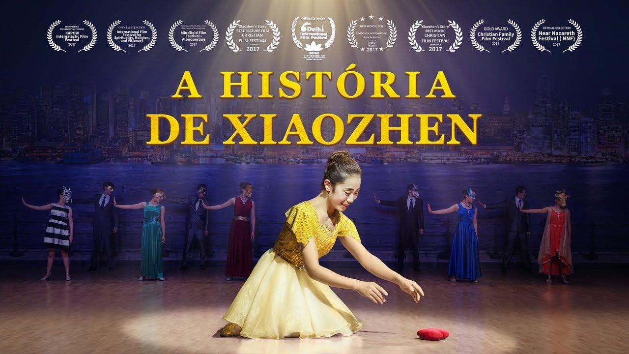"""Teatro musical gospel """"A história de Xiaozhen"""" A transformação da vida de uma cristã (Traier)"""