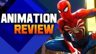 Spider-Man PS4 Animation Review (SPOILERS)