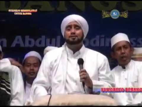Sukorejo Bersholawat Bersama Habib Syech Abdul Qodir Assegaf Ya Ala Baitin Nabi
