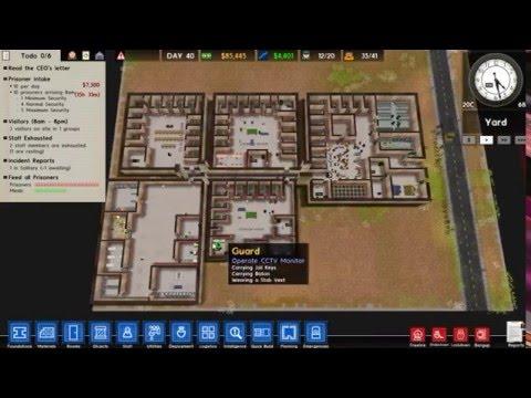 Prison architect in 3D