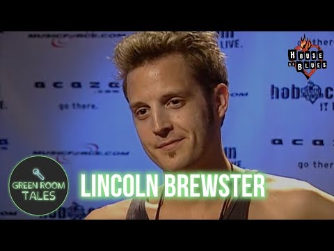 Lincoln Brewster | Green Room Tales