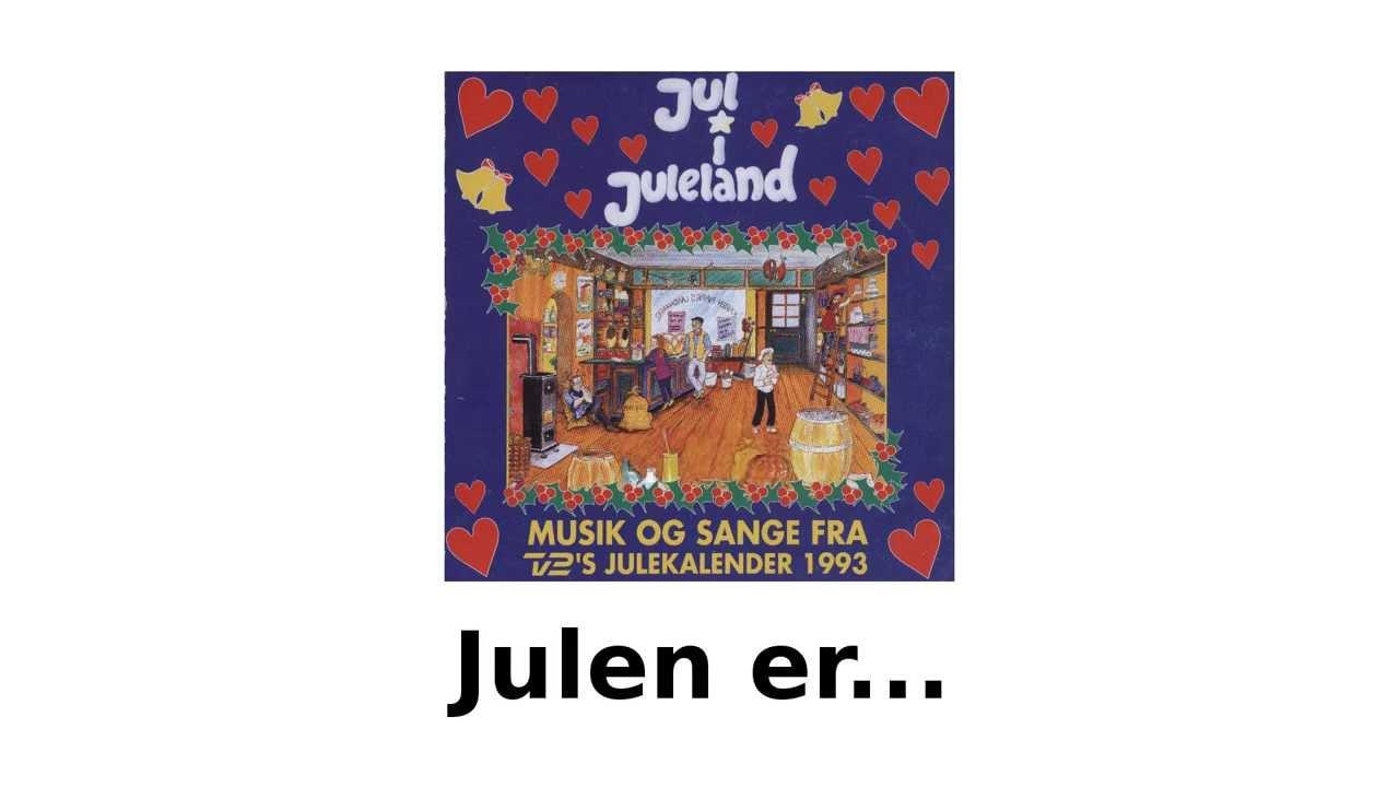 jul i juleland cd