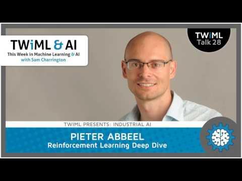 Pieter Abbeel Interview - Reinforcement Learning Deep Dive