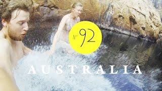 Über die Klippe im Kakadu National Park - AUSTRALIEN |REISEVLOG - TRAVELVLOG