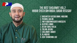 Video Habib Syech Bin Abdul Qodir Assegaf - The Best Sholawat Vol. 2 (Full Album Stream) download MP3, 3GP, MP4, WEBM, AVI, FLV Desember 2017