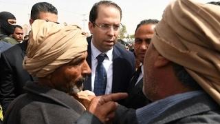 تونس: موجة احتجاجات في ولاية تطاوين ورئيس الحكومة يسعى للتهدئة