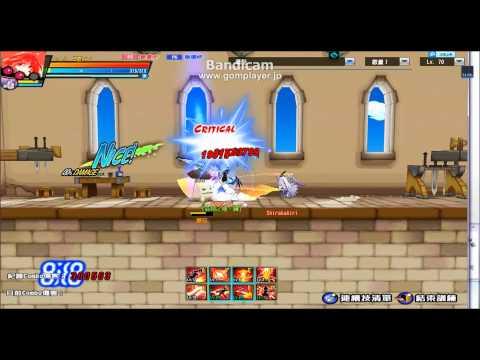 [Elsword] Elesis Grand Master voice mod test~ CV :釘宮理惠