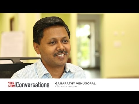 Healthcare Startup Problems | V Ganapathy | Axilor Ventures | YourStory
