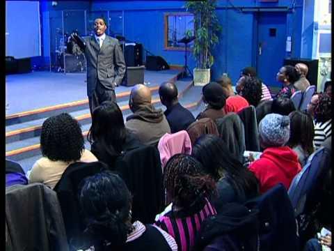 Ramson Mumba -The Authority Of God's Word - 2