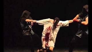 Herosi i Heroiny - Europejskie Spotkania Teatralne BLISCY NIEZNAJOMI - 11-17 kwietnia 2011 r.