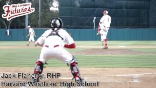 Jack Flaherty Prospect Video, RHP, Harvard Westlake High School Class of 2014 #mlbdraft