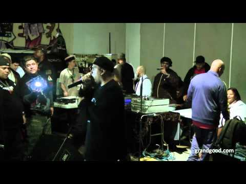 Immortal Technique, Live @ Zulu Nation 37th Anniversary