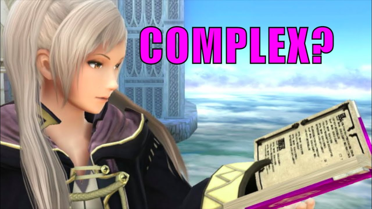 Is Robin a Complex Character? - SSB4 - YouTube