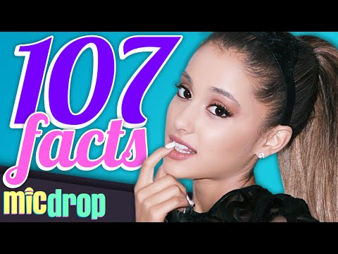 107 Ariana Grande Music Facts YOU Should Know (Ep. #18) - MicDrop